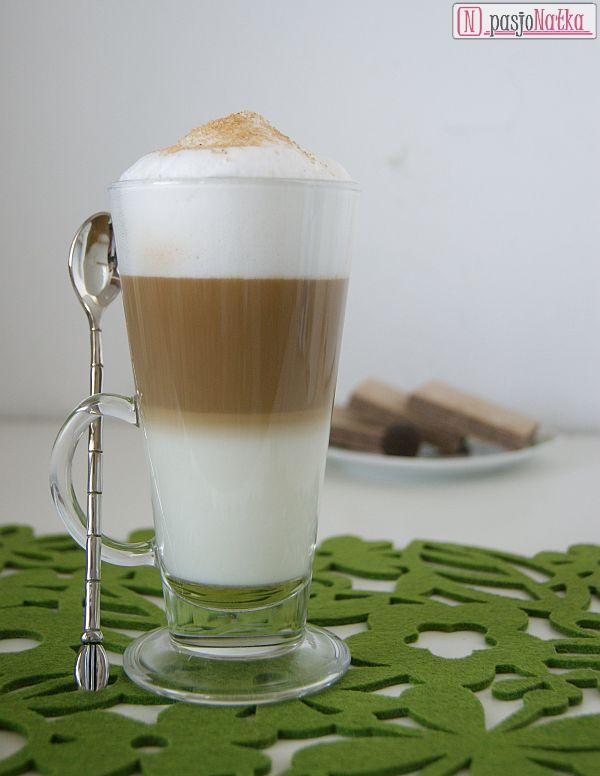 Orzechowa latte