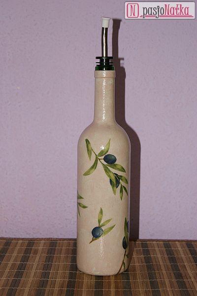 Butelka na oliwe