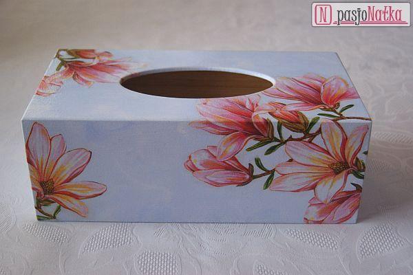 chustecznik magnolia 1